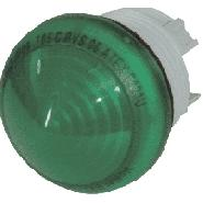 Corp lampa inalta verde